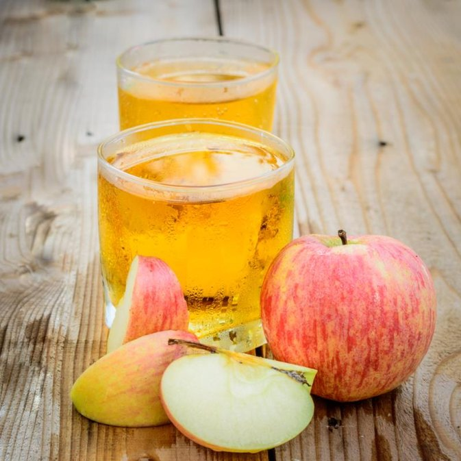 Can You Lose Weight Drinking Apple Juice?