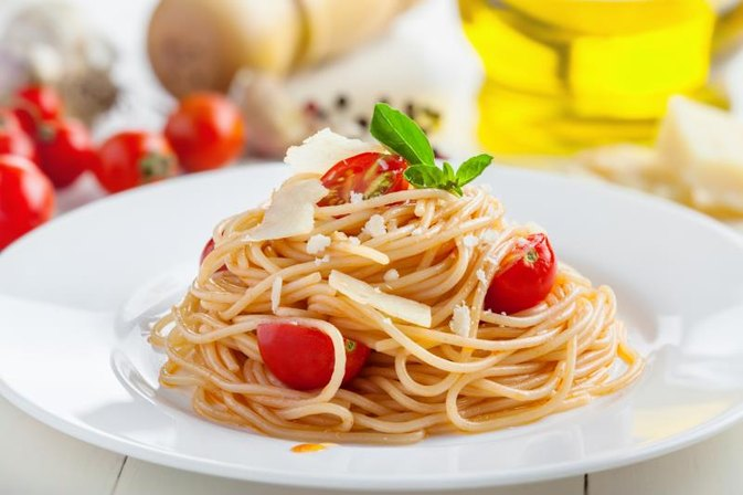 Lactose intolerance pasta recipes