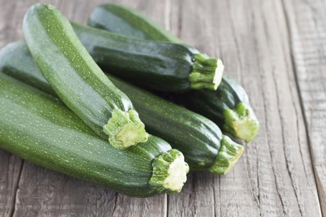 Vegans: How to Boil Zucchini