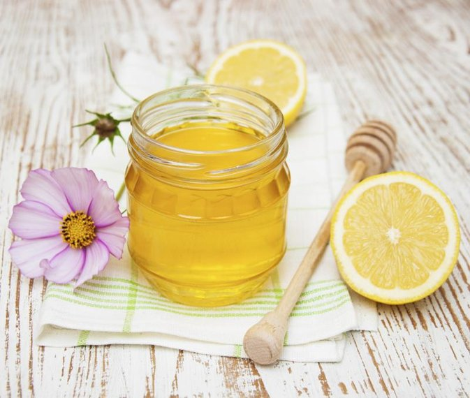 Honey & Lemon for Acne