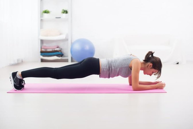Exercises to Flatten Your Tummy in Two Weeks