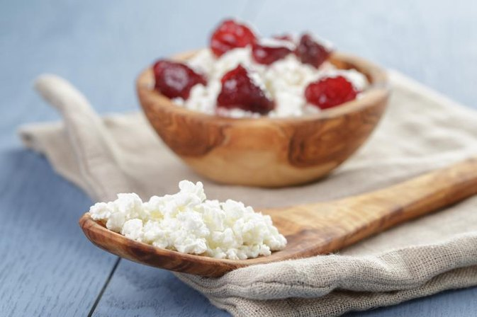 Diabetic Carbs in Cottage Cheese