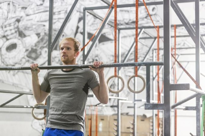 What Are the Benefits of Doing Chin-Ups?