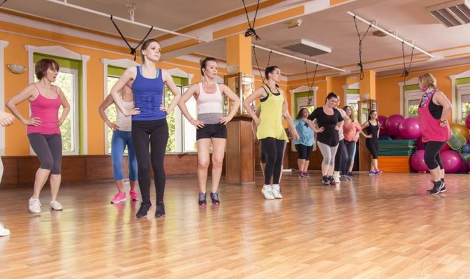Types of Aerobic Dance