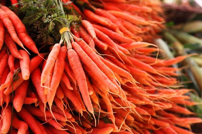 Carrot Nutrition Information