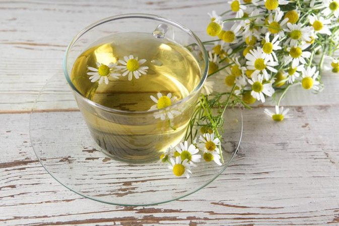 Chamomile Tea for Bladder Infection