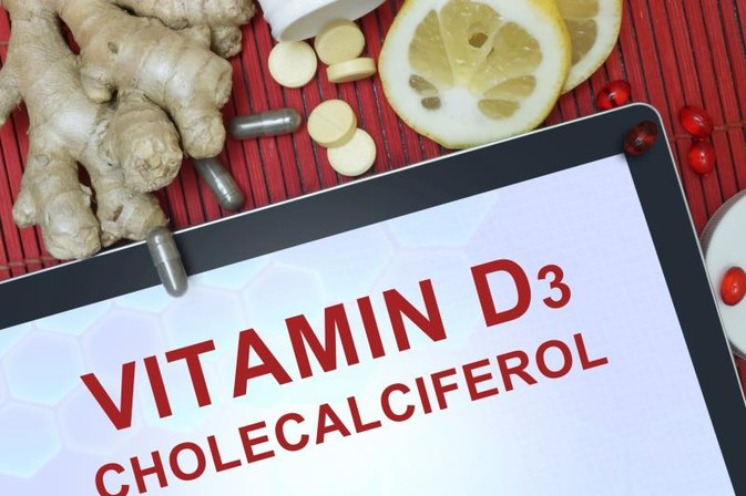 How Much Vitamin D3 Supplement Can the Body Absorb at One Time?
