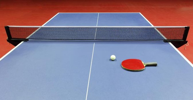 What is the official ping pong table size livestrong com - What is the size of a ping pong table ...