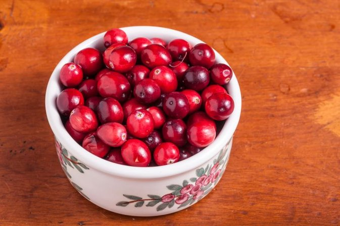 Cranberry to Flush Toxins
