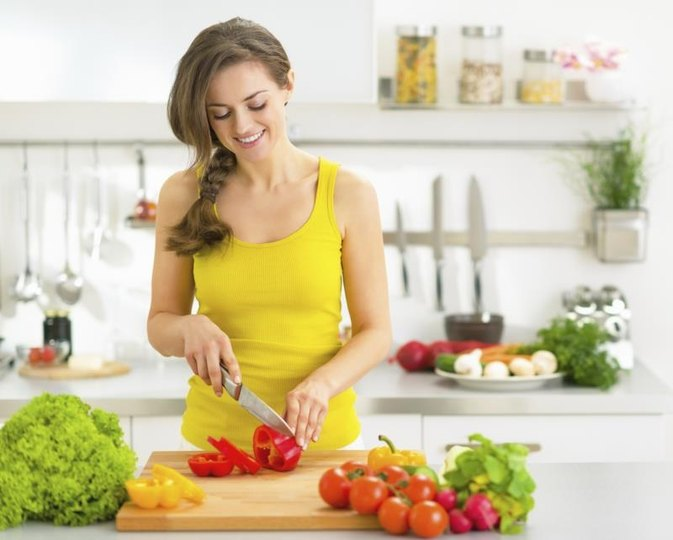Raw Vegetables & Fruits With Stomach Ulcers