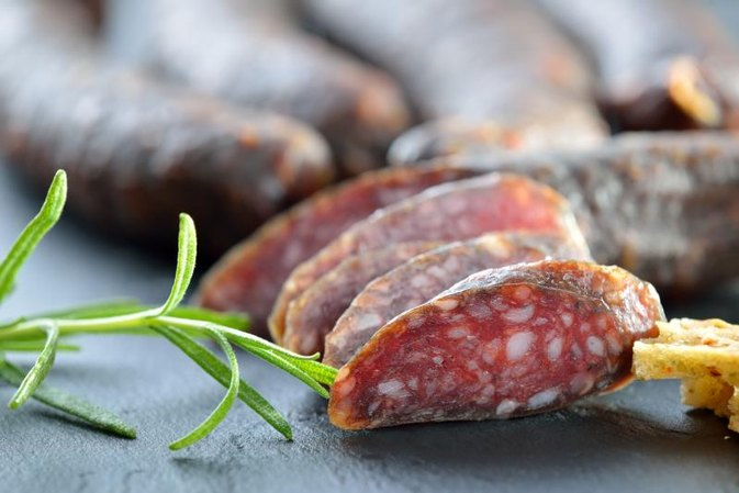How to Cook Smoked Sausage Inside