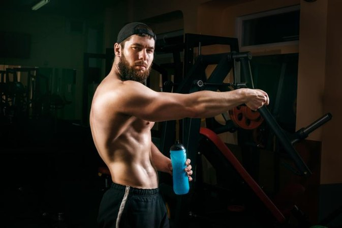 Ways to Get Biceps & Triceps Without Dumbells