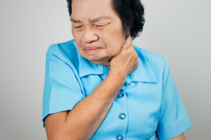 Neck Exercises for Arthritis & Dizziness
