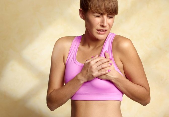 Why Am I Getting Heartburn When I Work Out?