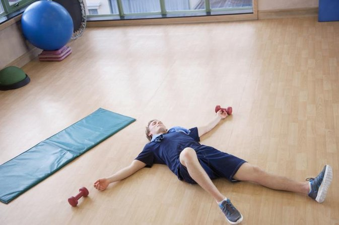 What Does it Mean When You Almost Pass Out After Heavy Exercise?