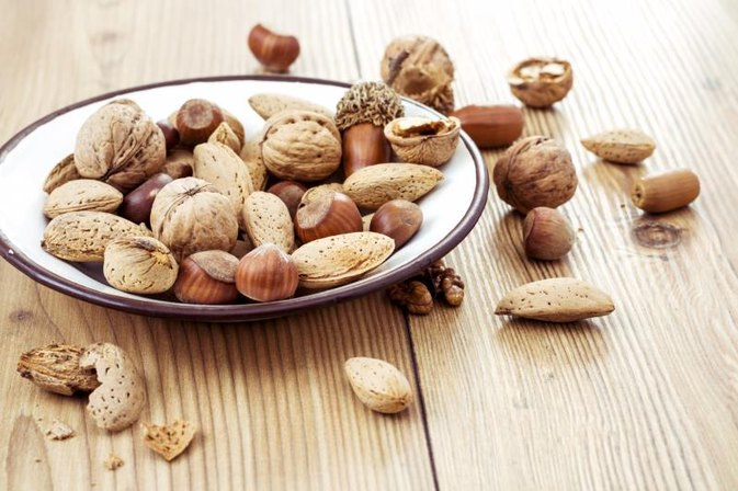Do Nuts Have Folic Acid?