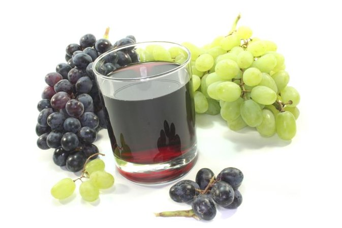 Is Grape Juice High in Iron?