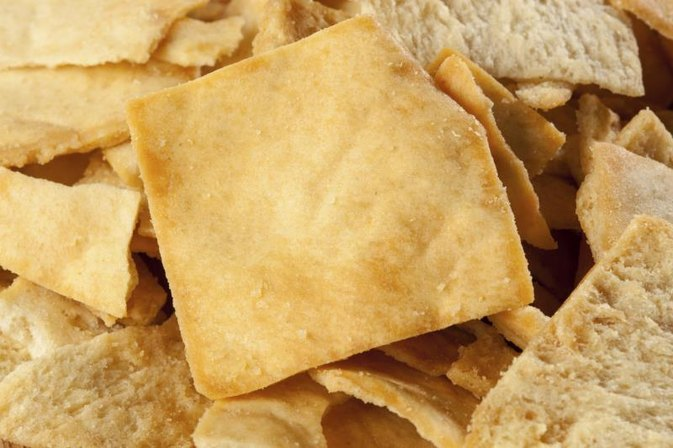 How Many Calories Are in Pita Chips?