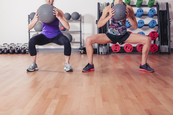 How Many Calories Do Wall Sits Burn?