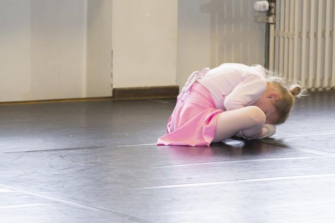 Ballet Stretches for Beginners