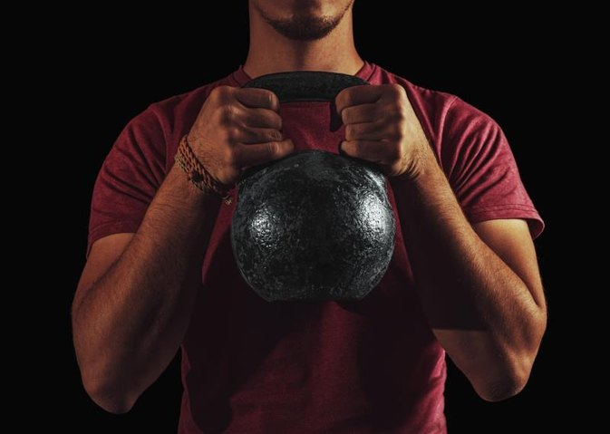 Kettlebell Biceps Exercises