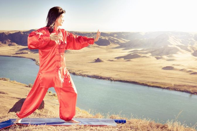 12 Qigong Exercises