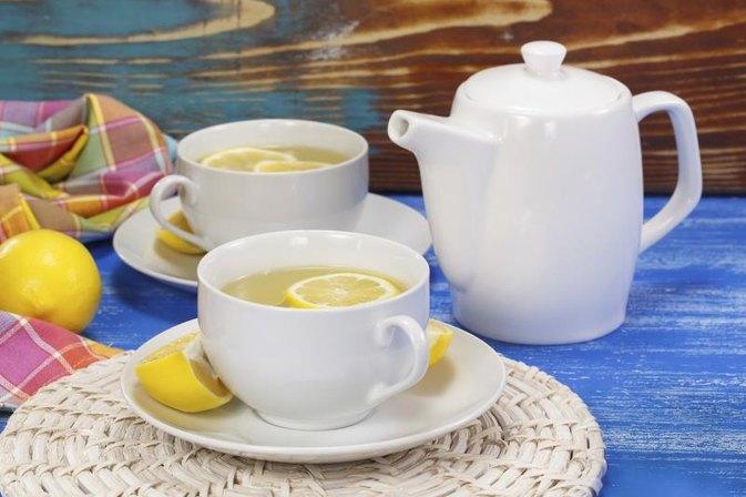 Health Benefits of Green Tea With Lemon
