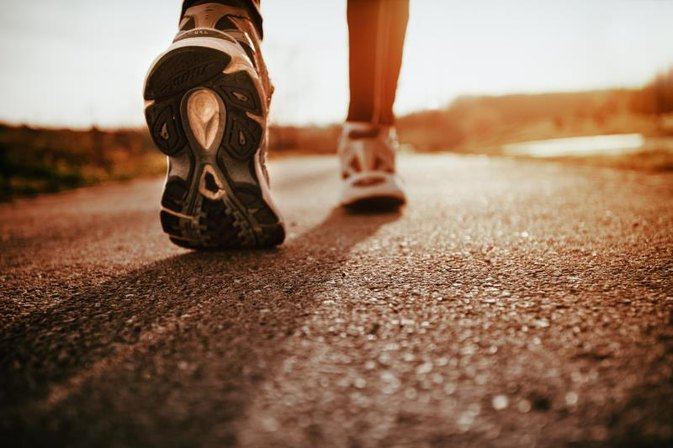 Bad Side Aches When Running or Walking Briskly