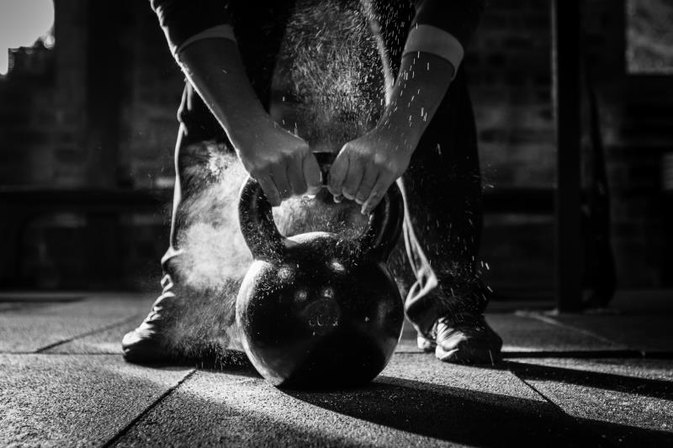 Starting Kettlebells at 60