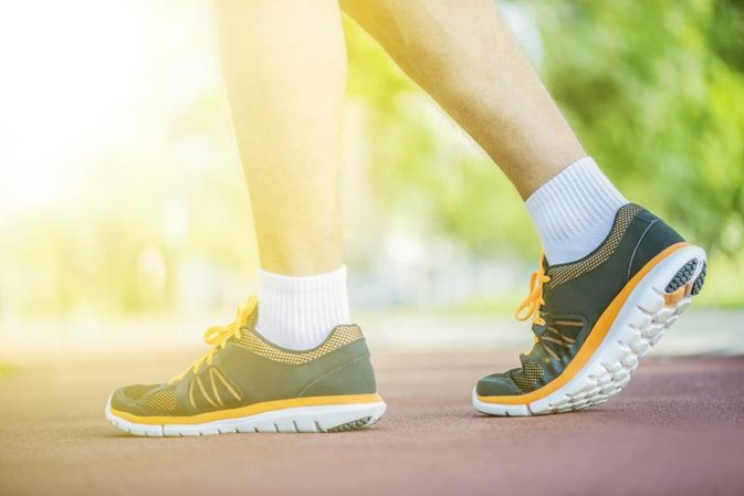 Tennis Shoes To Help You Lose Weight