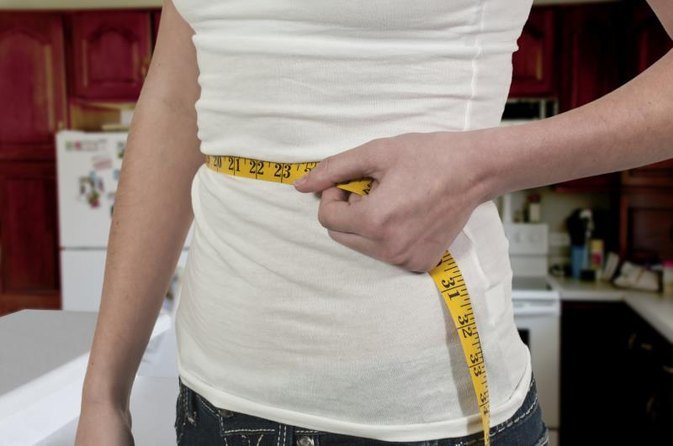 Is It Realistic to Lose 7 Pounds and 5 Inches Off the Waist?