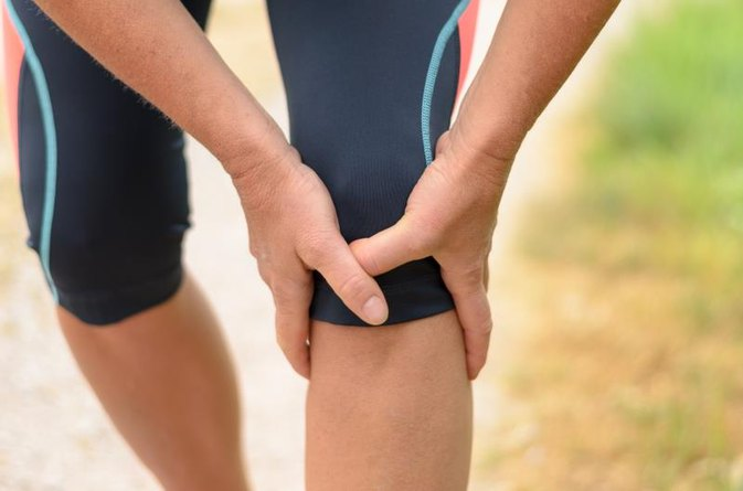 Pain Under the Kneecap That Is Worse at Night