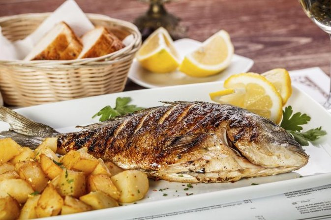 Fish With Low Potassium Levels