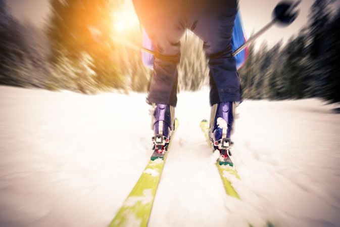 The Best Leg Exercises for Skiing