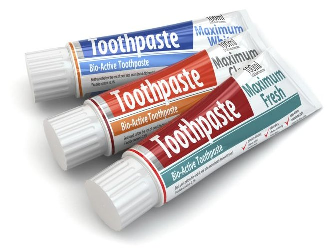 Toothpaste on Itchy Skin