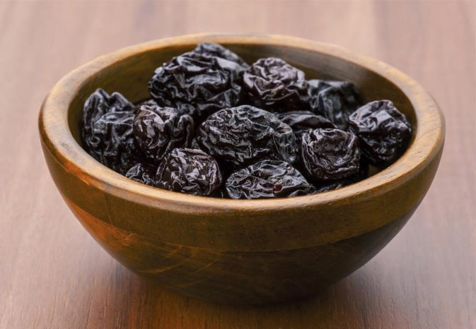 List of Calories in Dried Fruit