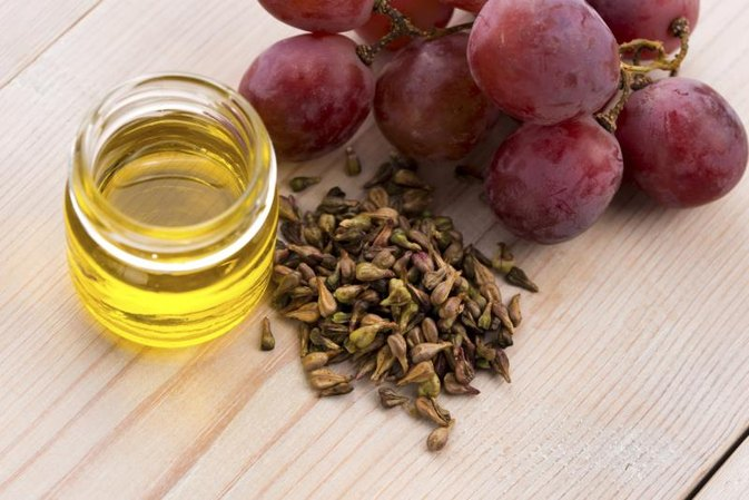 The Health Benefits of Grape Seed Cooking Oil