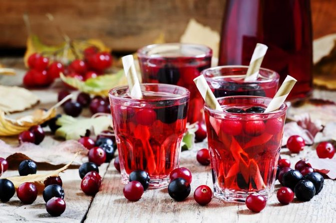 Cranberry Cocktail Versus Cranberry Juice