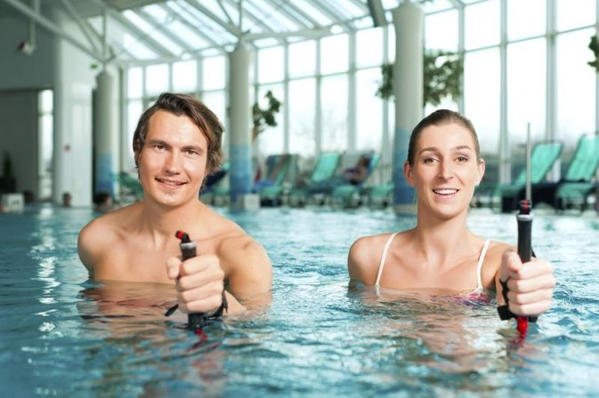 Does Water Aerobics Offer the Same Benefits as Regular Aerobics?