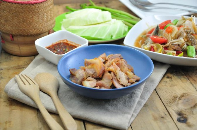 How to Cook Boneless Cushion Pork
