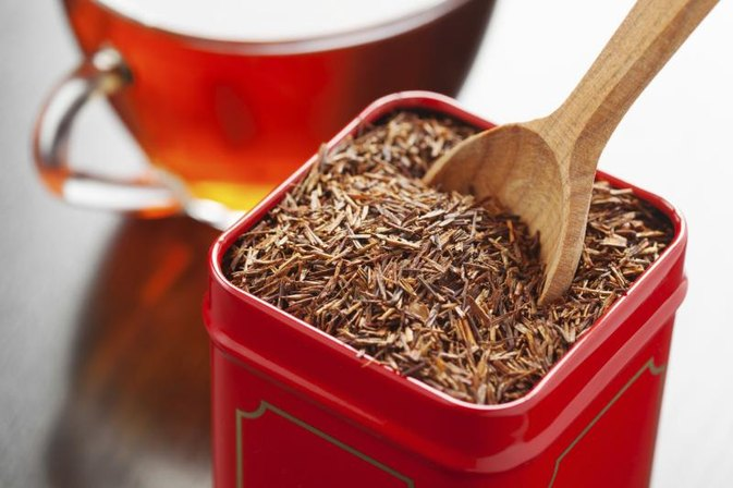 Caffeine in Rooibos Tea