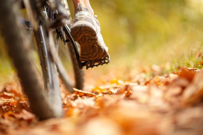 Cycling and Peroneal Tendonitis
