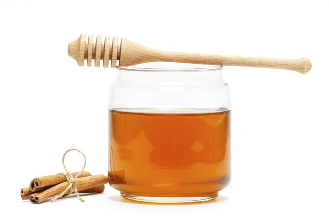 The Hot Water, Honey & Cinnamon Diet