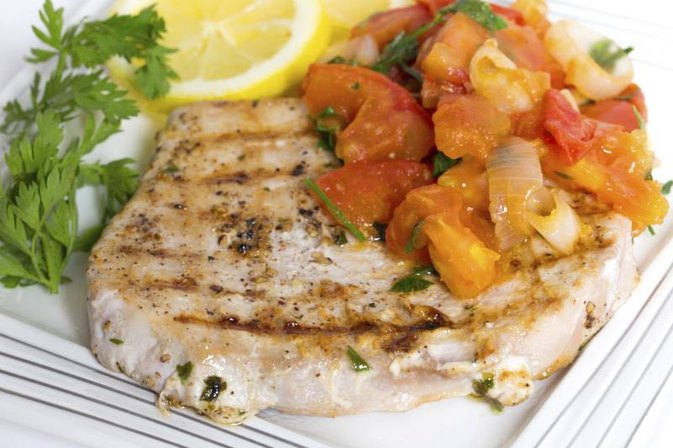 How to Cook Marlin Steaks