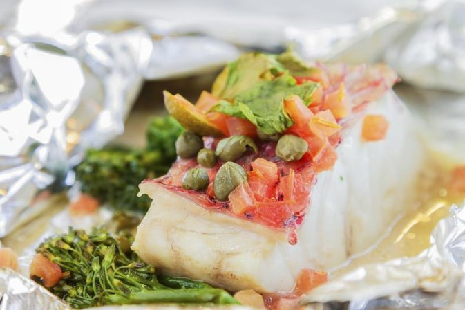 How to Cook Pink Snapper