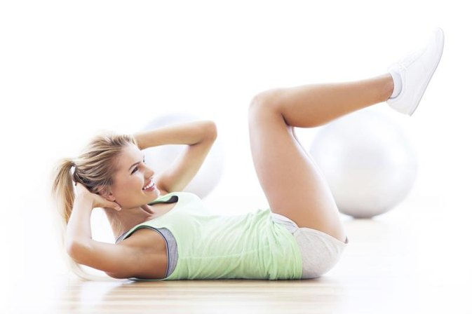 Exercises to Help the Belly Button After Pregnancy