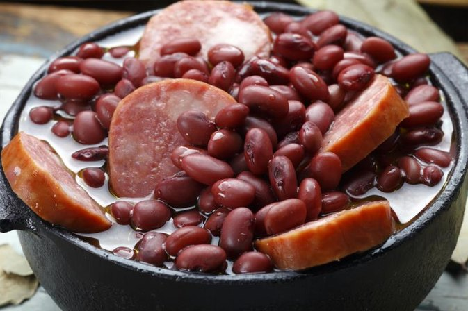 How to Thicken Ham and Beans