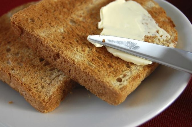 Is Eating Bread with Only Butter on It Healthy?