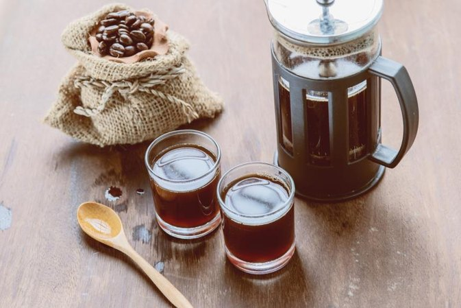 French Press Coffee Nutrition Facts