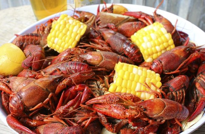 Boiled Crawfish Nutritional Information